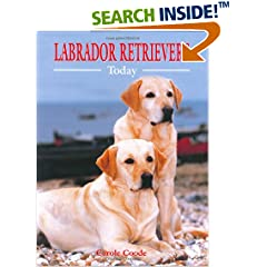 Labrador Retrievers Today (Book of the Breed Series)