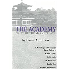 The Academy: Tales of the Marketplace (The Marketplace Series, 4)