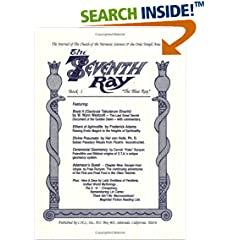 ISBN:0965488152 The Seventh Ray, Book I, The Blue Ray by Carroll