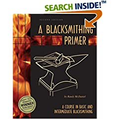 ISBN:0966258916 A Blacksmithing Primer by Randy 