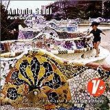 Antonio Gaudi: Park Guell By Michael Kaplan