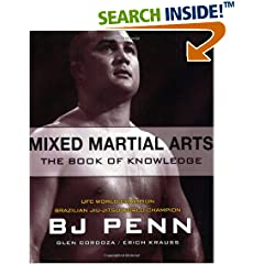 ISBN:0977731561 Mixed Martial Arts by BJ    Penn and Glen    Cordoza