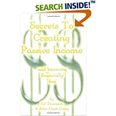 ISBN:0980194199 Secrets to Creating Passive Income by Thornton & Craig