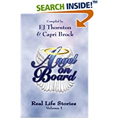 ISBN:0985615176 Angel On Board - Real Life Stories by EJ Thornton and Capri Brock