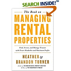 ISBN:0990711757 The Book on Managing Rental Properties by Brandon 