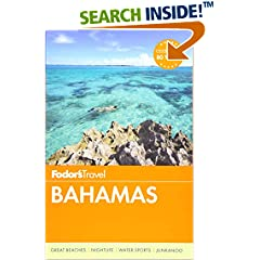 ISBN:1101878541 Fodor's Bahamas (Full-color Travel Guide) by Fodor's 