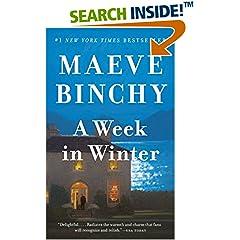 ISBN:1101973765 A Week in Winter by Maeve    Binchy