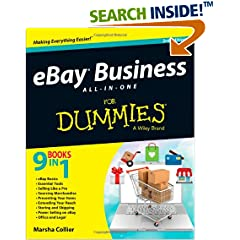ISBN:1118401662 eBay Business All-in-One For Dummies by Marsha 