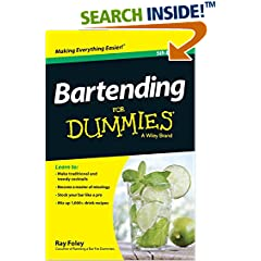 ISBN:1118791266 Bartending For Dummies by Ray    Foley