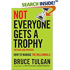 ISBN:1119190754 Not Everyone Gets A Trophy by Bruce    Tulgan