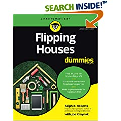 ISBN:1119363071 Flipping Houses For Dummies (For Dummies (Lifestyle)) by Ralph 
