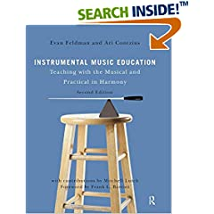 ISBN:1138921408 Instrumental Music Education by Evan 