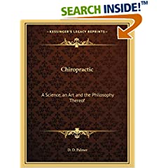 ISBN:1163047953 Chiropractic by D. 