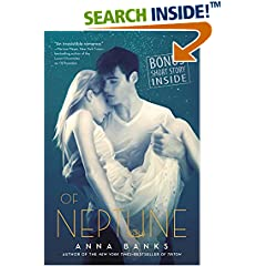 ISBN:125006306X Of Neptune (The Syrena Legacy) by Anna 