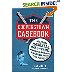 ISBN:1250071216 The Cooperstown Casebook by Jay    Jaffe