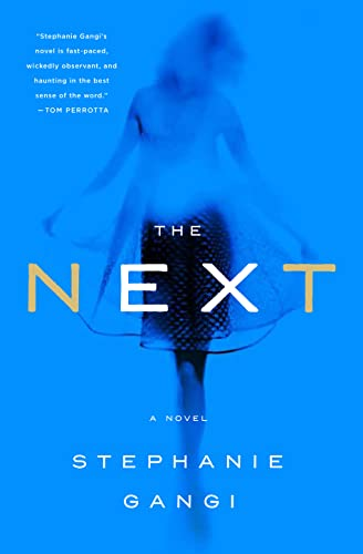 The Next: A Novel of Love, Revenge and a Ghost Who Can't Let Go Stephanie Gangi
