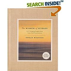 ISBN:125013806X The Wisdom of Sundays by Oprah    Winfrey