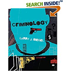 ISBN:1285068904 Criminology by Larry    J. Siegel