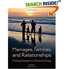 ISBN:1285736974 Marriages, Families, and Relationships by Agnes 