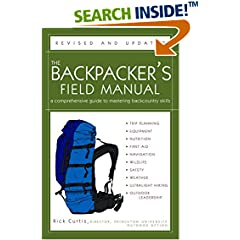 ISBN:1400053099 The Backpacker's Field Manual, Revised and Updated by Rick    Curtis