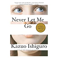 An image of the cover of the book, Never Let Me Go. © Amazon.com