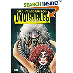 ISBN:1401245021 The Invisibles Book One Deluxe Edition by Grant    Morrison and Various