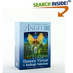 ISBN:1401937268 Angel Tarot Cards by Doreen 