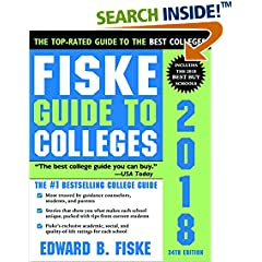 ISBN:1402260687 Fiske Guide to Colleges 2018 by Edward 