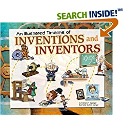ISBN:1404870172 An Illustrated Timeline of Inventions and Inventors (Visual Timelines in History) by Kremena 
