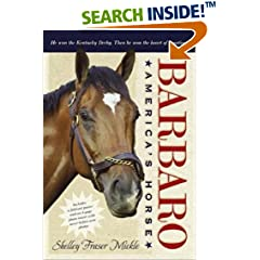 ISBN:1416948651 Barbaro by Shelley 