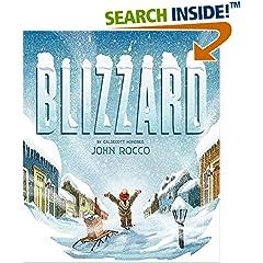 ISBN:1423178653 Blizzard by John    Rocco