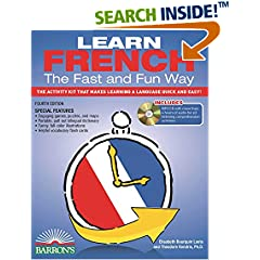ISBN:1438074948 Learn French the Fast and Fun Way with MP3 CD by Heywood    Wald and Elisabeth    Bourquin Leete