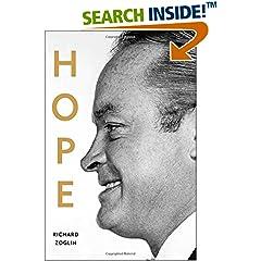 ISBN:1439140278 Hope by Richard    Zoglin