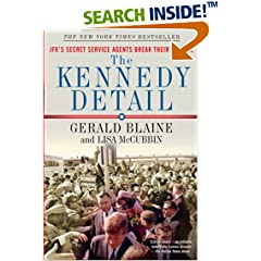 ISBN:1439192995 The Kennedy Detail by Gerald    Blaine and Lisa    McCubbin