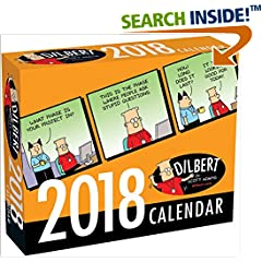 ISBN:1449482341 Dilbert 2018 Day-to-Day Calendar by Scott    Adams