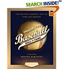 ISBN:1451676719 Inside the Baseball Hall of Fame by National 