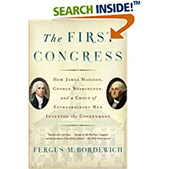 ISBN:1451692110 The First Congress by Fergus    M. Bordewich