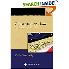 ISBN:1454849479 Constitutional Law by Erwin    Chemerinsky