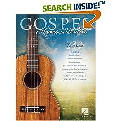 ISBN:1458423417 Gospel Hymns for Ukulele by Hal    Leonard Corp.