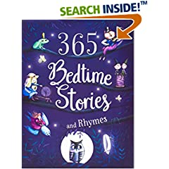 ISBN:1474833160 365 Bedtime Stories and Rhymes (Deluxe Edition) (365 Treasury) by Parragon 