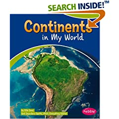 ISBN:1476534659 Continents in My World by Ella 