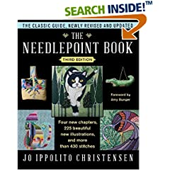 ISBN:147675408X The Needlepoint Book by Jo    Ippolito Christensen