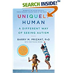ISBN:1476776245 Uniquely Human by Barry    M. Prizant