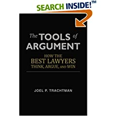ISBN:1481246380 The Tools of Argument by Joel    P. Trachtman