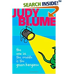 ISBN:1481411314 The One in the Middle Is the Green Kangaroo by Judy 
