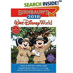ISBN:1484773780 Birnbaum's 2018 Walt Disney World by Birnbaum 