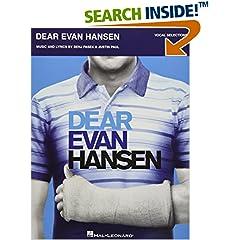 ISBN:1495091678 Dear Evan Hansen by Benj    Pasek and Justin    Paul