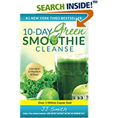 ISBN:1501100106 10-Day Green Smoothie Cleanse by JJ 