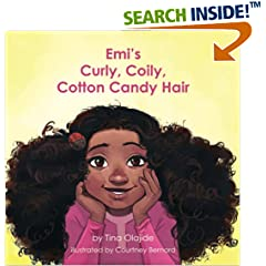 ISBN:1503144941 Emi's Curly Coily, Cotton Candy Hair by Tina 