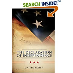 ISBN:1508486379 The Declaration of Independence by United    States